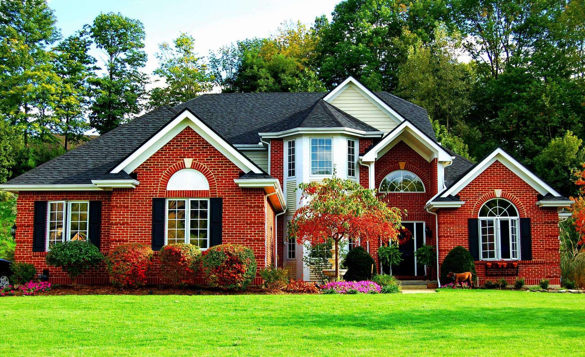Vom einfachen Haus zum Traumschloss - die Außengestaltung ist das A ...
