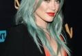 Blaue Haare – coole Frisuren für mutige Damen