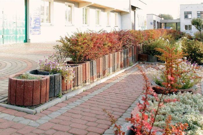 Mini Vorgarten Gestalten 42 ideen zum thema tolle pflanzsteine für ihren eigenen garten