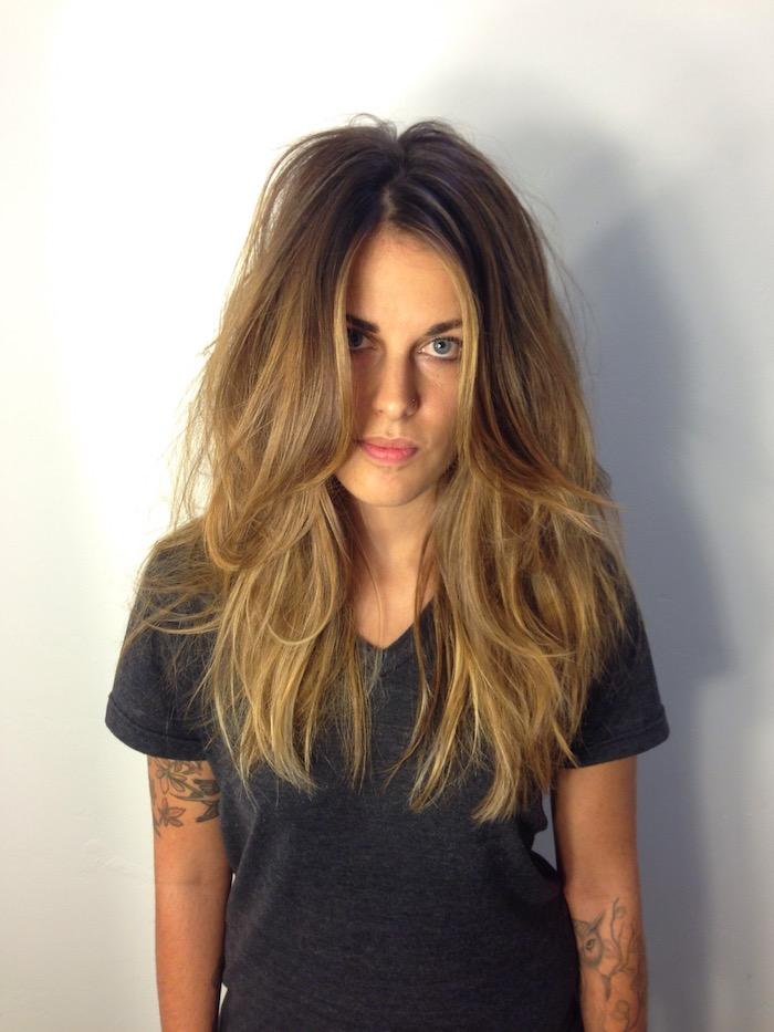 ombre hair selber machen die ombre haare sehen immer toll aus sogar gleich nach aufwachen