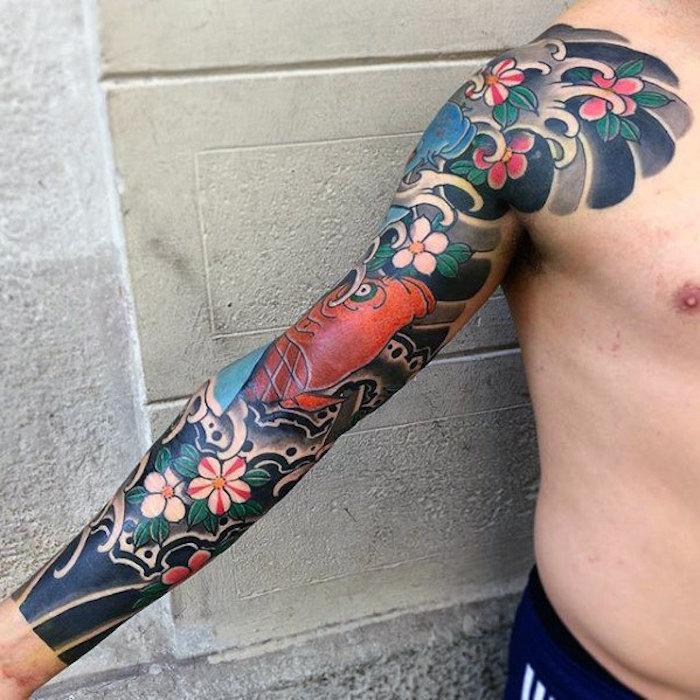 1001 Traditional Tattoo Ideen Information über Ihre Geschichte