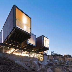 Container Haus - ein sehr günstiges Eigenheim