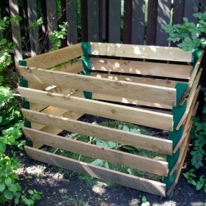 Komposter selber bauen - tolle Ideen und Bauanleitungen!