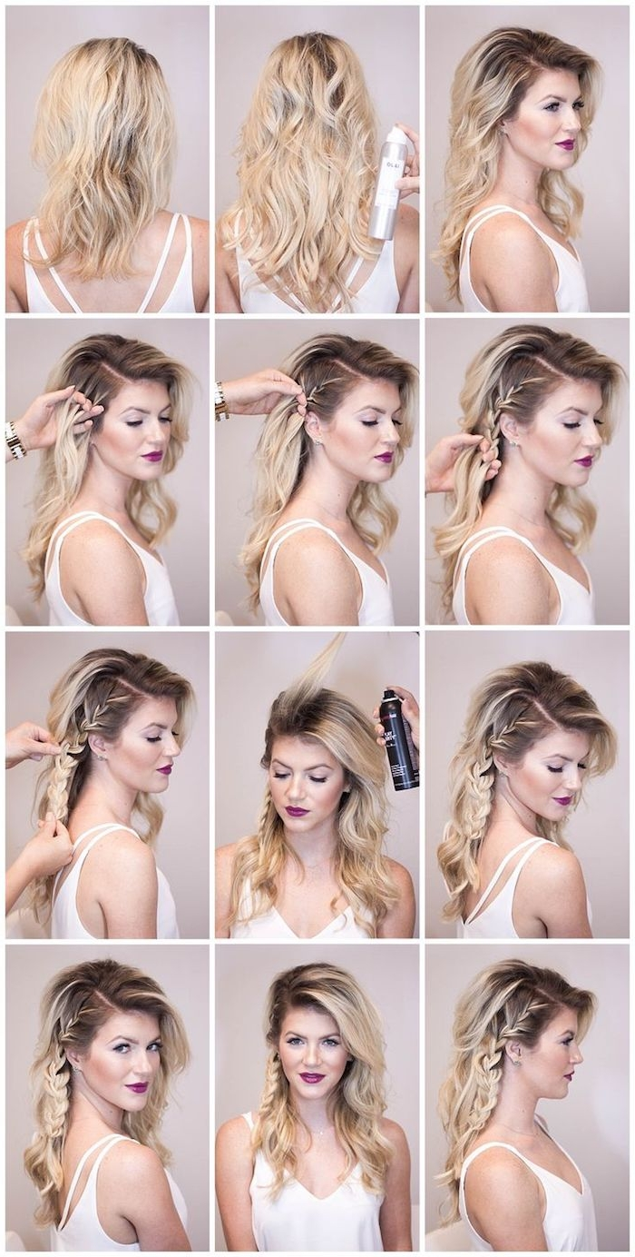 Einfache Frisuren Anleitung Einfache Frisuren Zum Nachmachen Muss