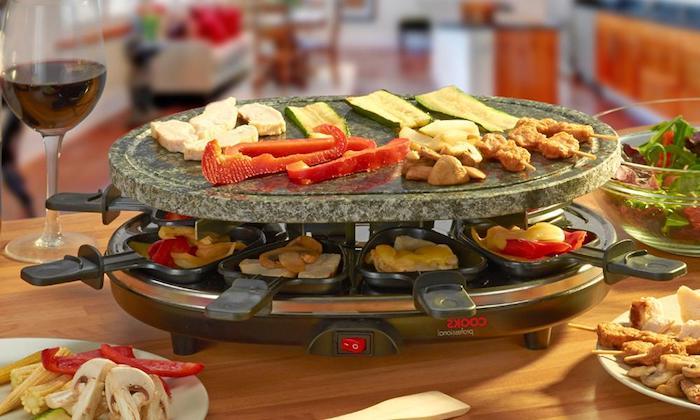 rezepte raclette ideen zubereiten genießen gemüse fleisch fisch raclette käse