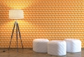 Retro-Tapeten für eine moderne Wohnoase zu Hause