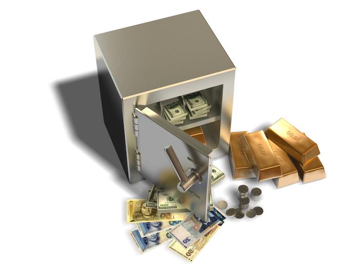 wertgegenstände geld schmuck dokumente alles kommt in den schlüsseltresor hinein