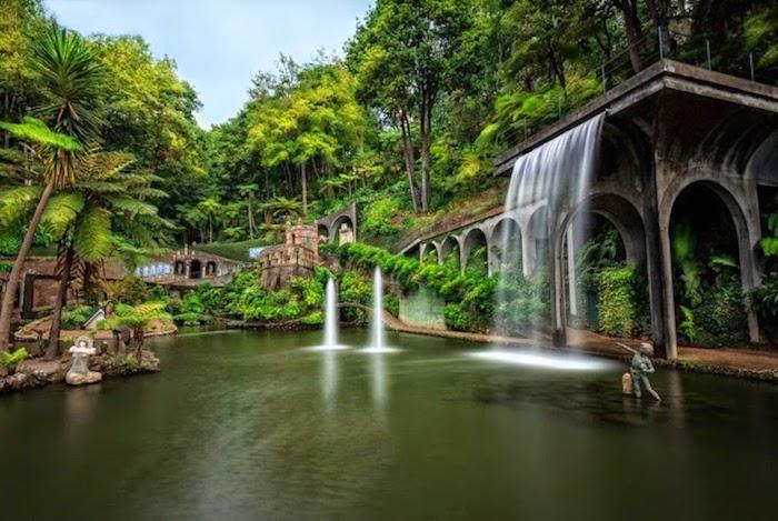 Botanischer Garten Madeira, Reise planen, die Insel des ewigen Frühlings