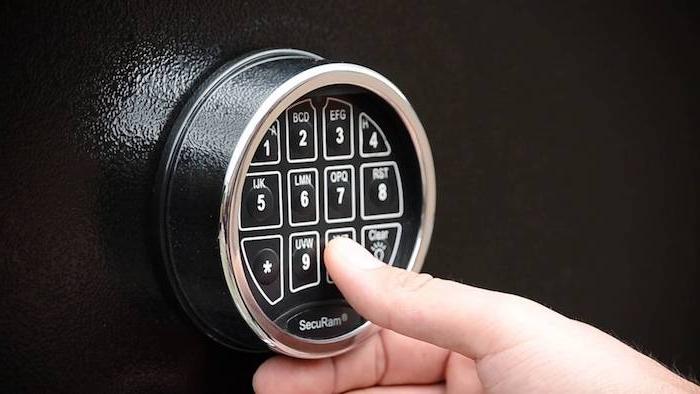 schlüsseltresore sicherheitslösung für jeden die tür öffnet sich mit einer kode