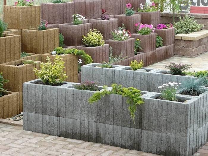 Tolle Pflanzsteine Für Ihren Eigenen Garten | Gartengestaltung ...