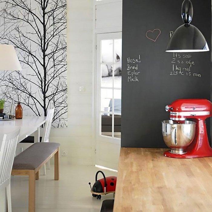 Tafel Farbe 1001 ideen für tafelfarbe interior und schritt für schritt anleitung