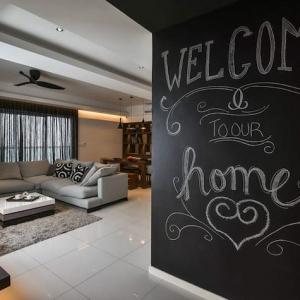 Tafelfarbe - ein abwechslungsreiches Dekor für Ihr Zuhause
