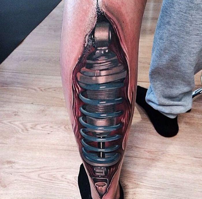 98 Amazing Biomechanics Tattoo Designs Heandshelifestyle Com