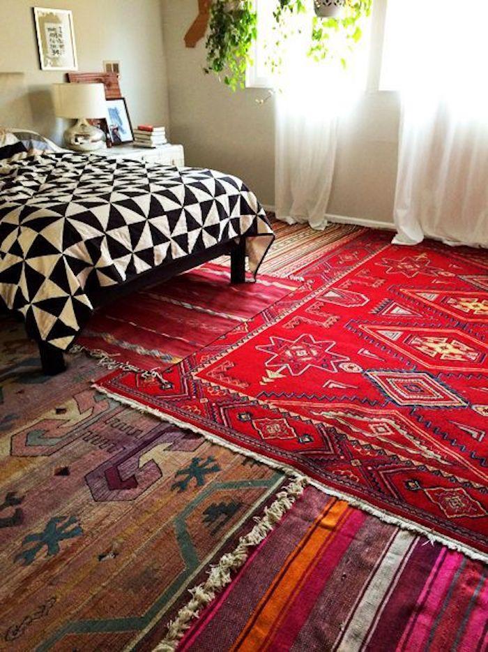 teppich traum zu hause schlafzimmer roter teppich traumteppich in der wohnung