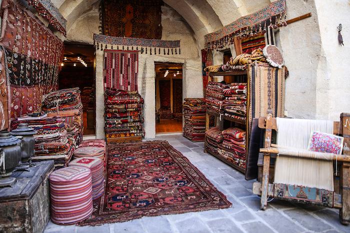 traumteppich markt ein authentisches laden kilim läufer tunesien türkei iran irak