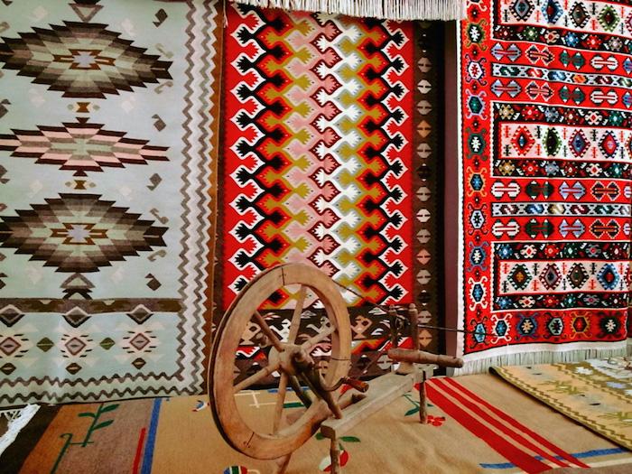 traumteppiche handgemacht ideen teppich maschine uralt authentisch wolle baumwolle