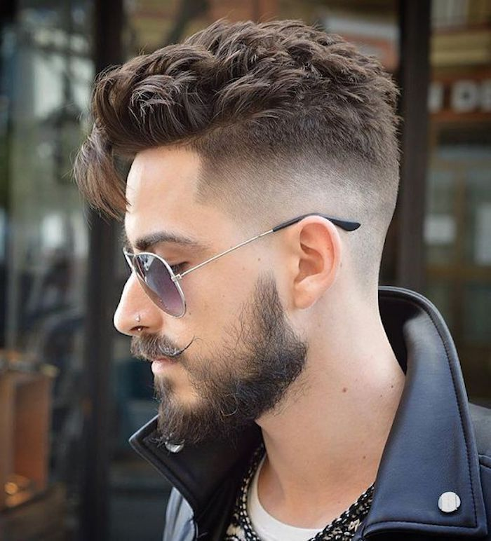 Haarschnitt Undercut Slicked Back Undercut 2019 09 08