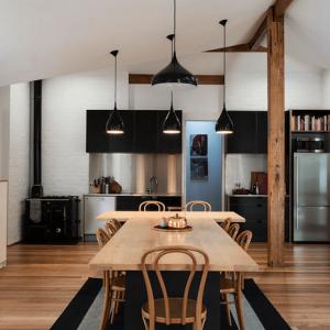 Die Wohnküche - ein originelles Konzept zur Raumverteilung
