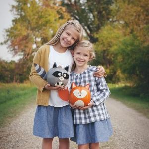 Herbstdeko selber basteln - Anleitungen und Fotos