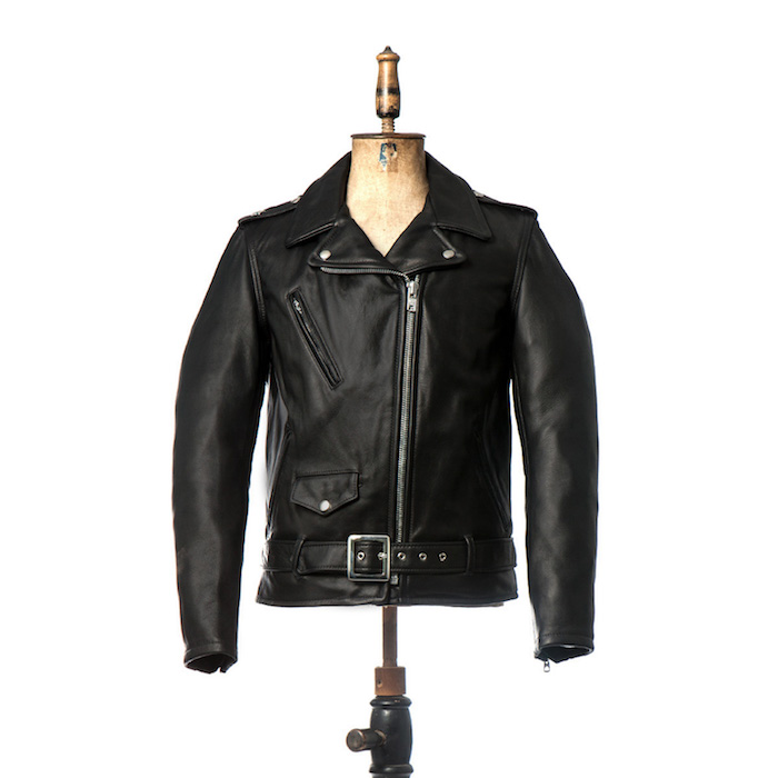 lederjacke arbeitsmode mode podium trendy workwear für männer handwerker
