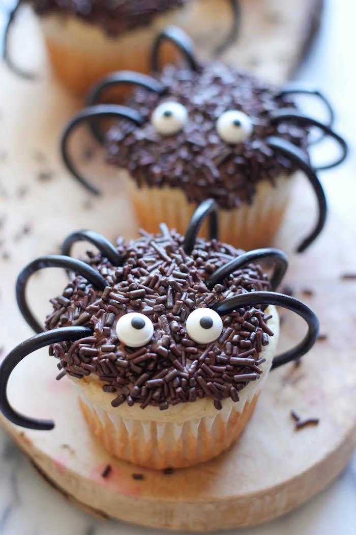 1001 rezepte f r halloween muffins und kreative ideen f r ihre dekoration - Halloween muffins deko ...