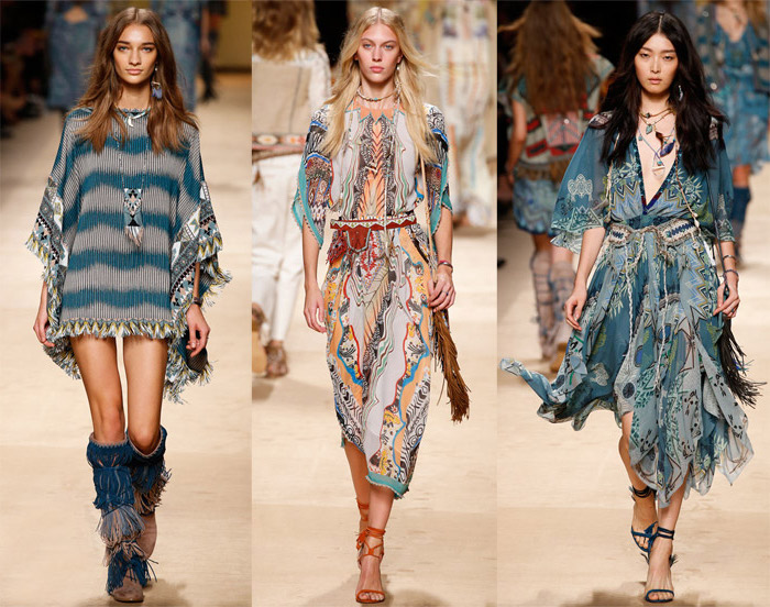 hippie kleider, sommerkleider in pastellfarben, sommer outfits