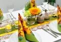 Die perfekte Tischdekoration für Ihre Feier