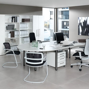 Büroeinrichtung - Tipps und Tricks zu einem günstigen Arbeitsklima