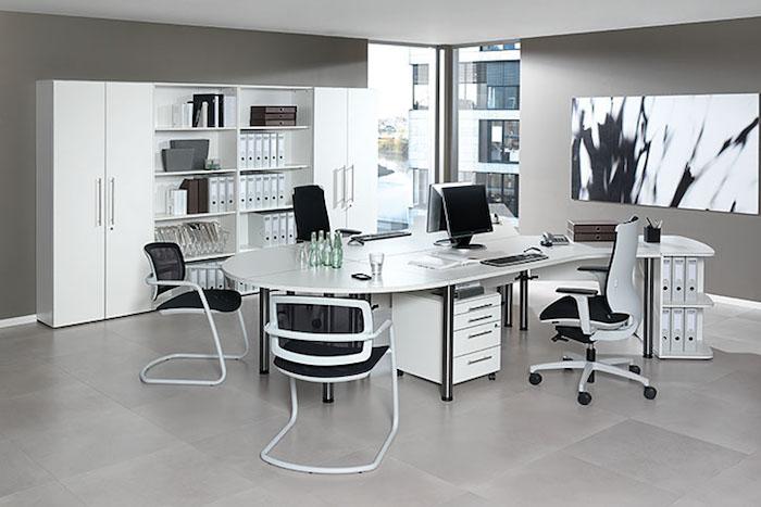 Büroeinrichtung - Tipps und Tricks zu einem günstigen Arbeitsklima ...
