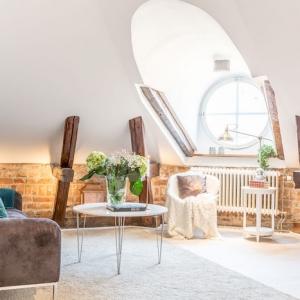 Dachgeschosswohnung einrichten - 95 Ideen für jeden Wohnbereich