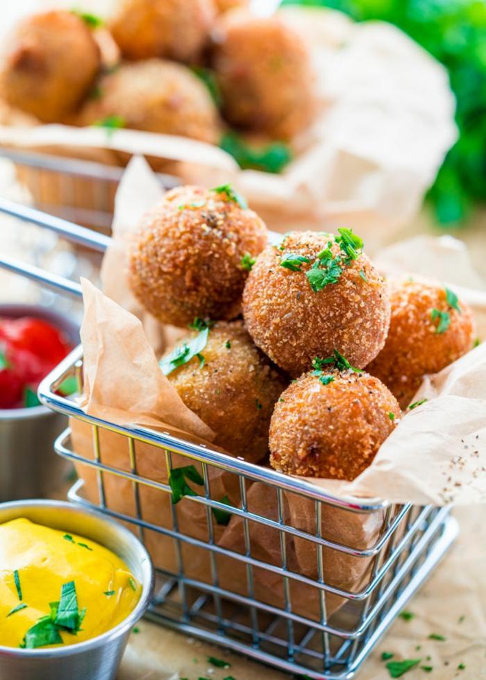 Ideen für Fingerfood, schnelle Rezepte für Ihre Party, einfach und lecker vorbereiten