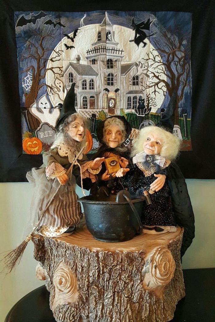 1001 ideen f r halloween bilder zur passenden stimmung. Black Bedroom Furniture Sets. Home Design Ideas