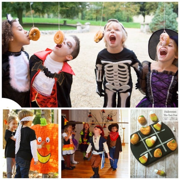 Halloween spiele