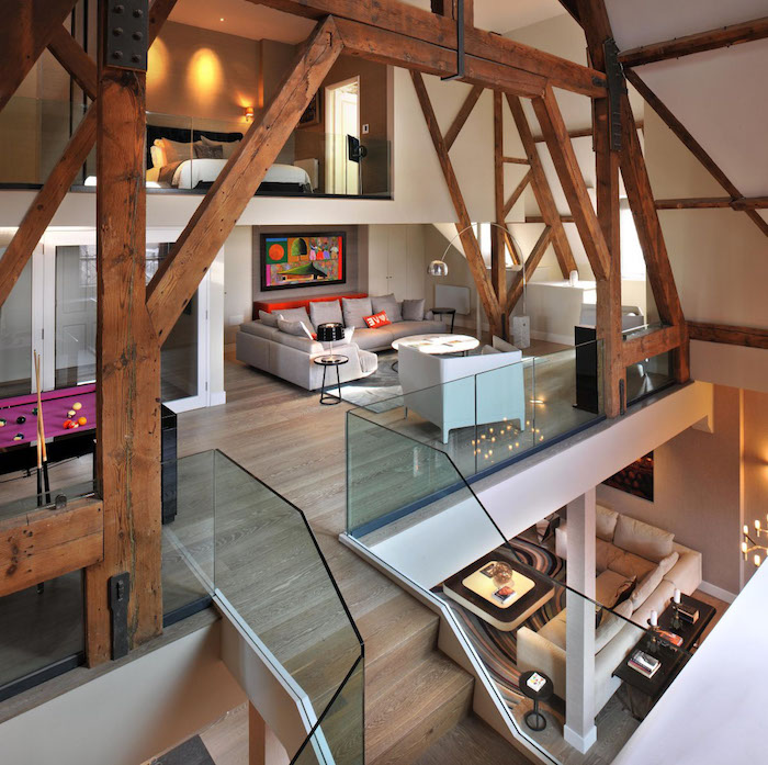 ▷ 1001 Ideen für die moderne Dachgeschosswohnung