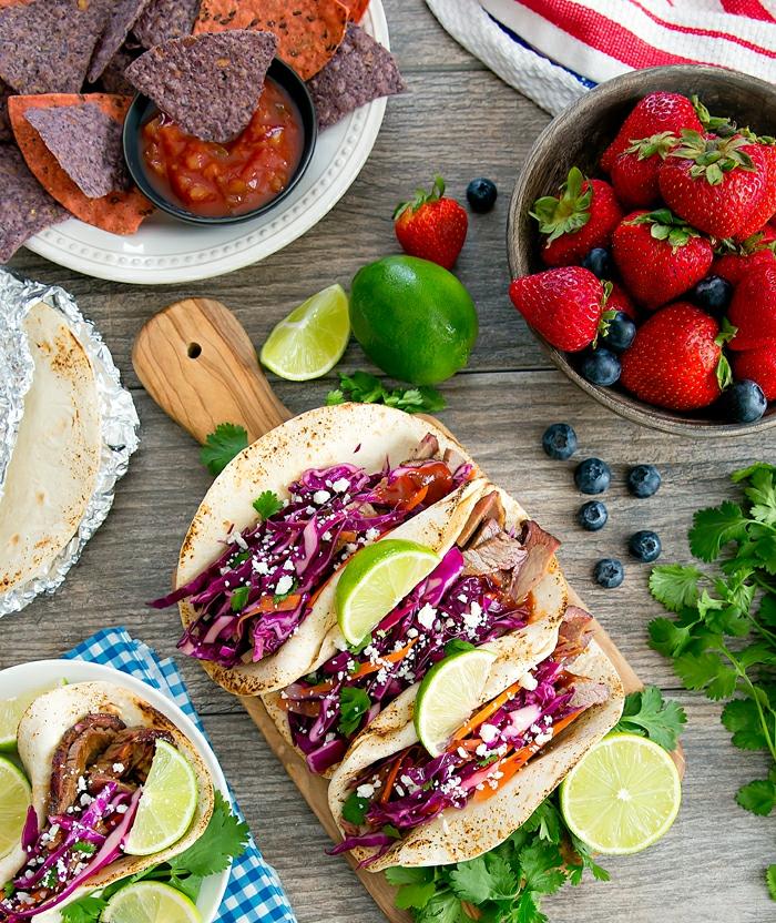 Tacos selber vorbereiten, einfache und schnelle Rezepte für Partyessen, leckere Gerichte für zufriedene Gäste