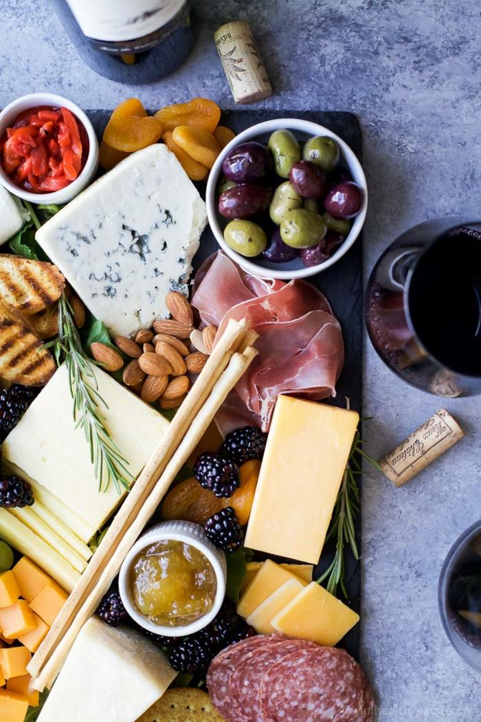 Partysnacks für jeden Geschmack, tolle Ideen für Ihre Feier, leckere Gerichte für zufriedene Gäste