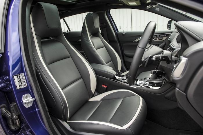 werfen sie einen blick auf diese schwarze ledersitze - noch eine tolle idee zum thema inneneinrichtung des autos