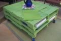 Tolle Ideen zum Thema Gartenmöbel aus Paletten!