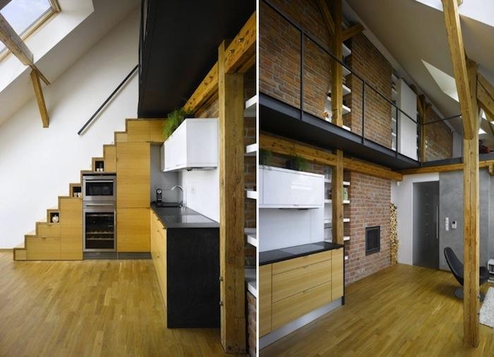 dachzimmer einrichten tolle fotos von dem selben zimmer küche design ideen schränke