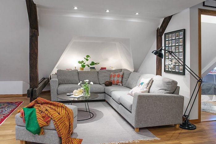 Ankleidezimmer dachschräge beleuchtung  ▷ 1001 Ideen für die moderne Dachgeschosswohnung