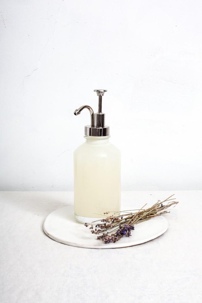 kosmetik selber machen, gel zum duschen mit aloe vera