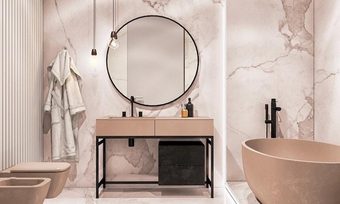 ▷ 1001 Ideen und Inspirationen für moderne Badezimmer | {Ideen bad 55}
