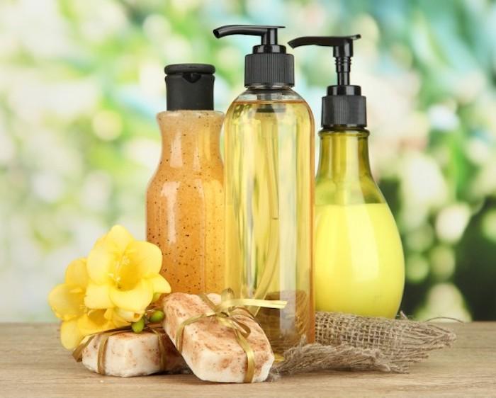 bio kosmetik, selbstgemachte seifen und duschgele, kosmetik aus naturprodukten