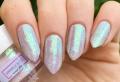 55 Gelnägel Glitzer Ideen zum volkommenen Meerjungfraueffekt
