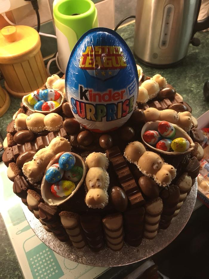 Kinderriegel Junge : Ideen für kinderriegel torte rezepte und anleitungen