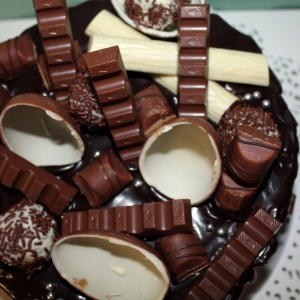 Kinderriegel Torte - versüßen Sie Ihr Leben