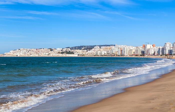 marokko karte ganz einfach finden sie einen ort zum baden uns schwimmen meer ozean schöne strände
