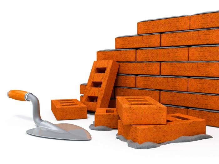 Ziegel- Vorteile und Nachteile, langlebiger und robuster Baustoff, großes Gewicht