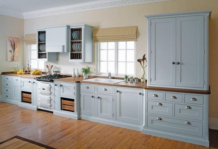 Uberlegen 70 Verblüffende Küchen Ideen In Blau ...