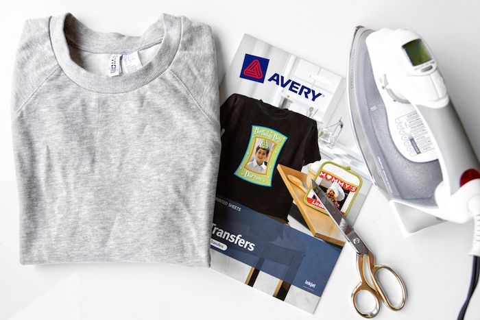 T-shirts selber machen - die nützliche Materialien für ein DIY Projekt